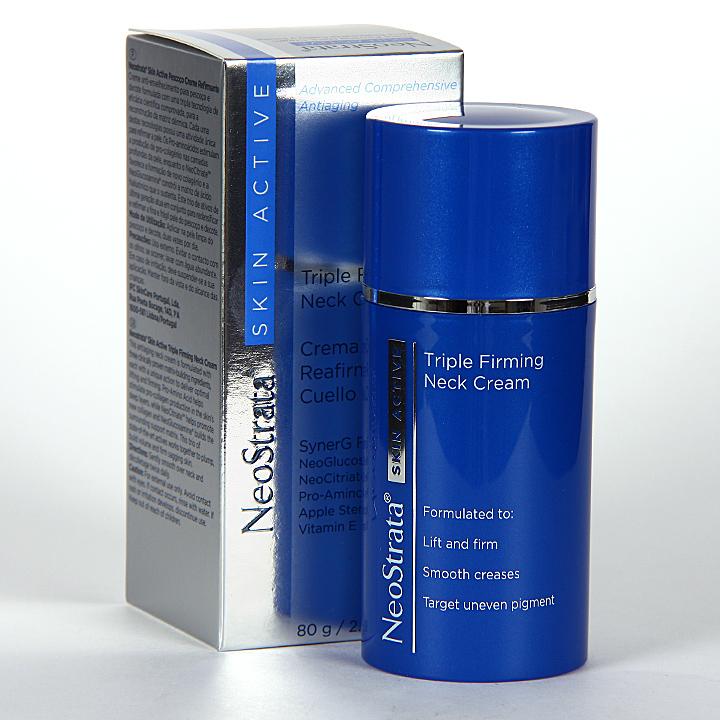 Farmacia Jiménez | Neostrata Skin Active Crema Reafirmante Cuello y Escote 80 g