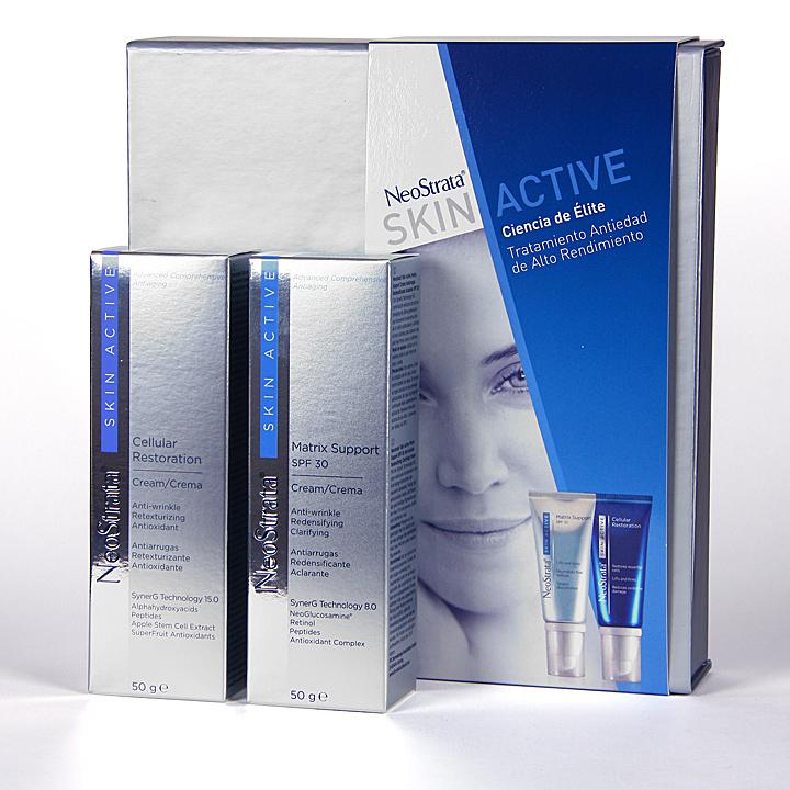 Farmacia Jiménez   Neostrata Skin Active Pack Crema Matrix + Crema Dermal