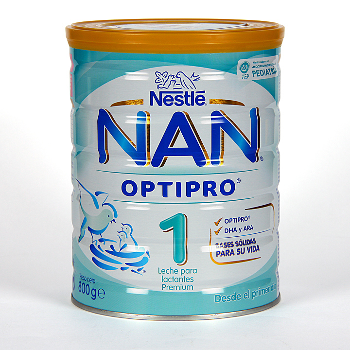 Farmacia Jiménez | Nestle Nan Optipro 1 800 g