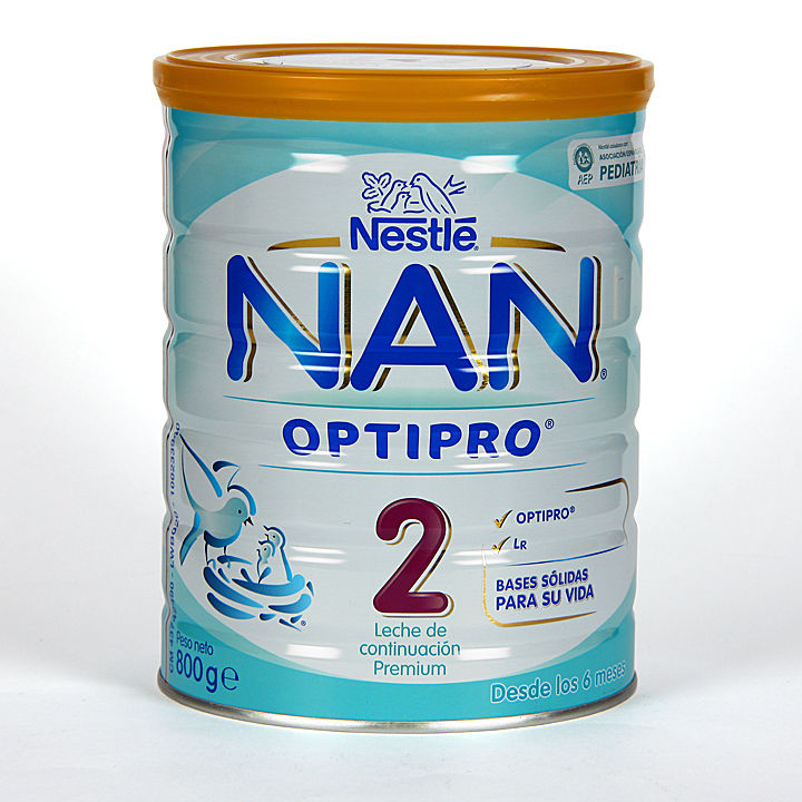 Farmacia Jiménez | Nestle Nan Optipro 2 800 g