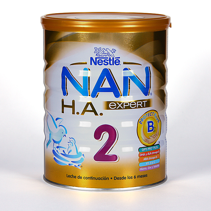 Farmacia Jiménez | Nestle Nan expert 2 HA 800 g