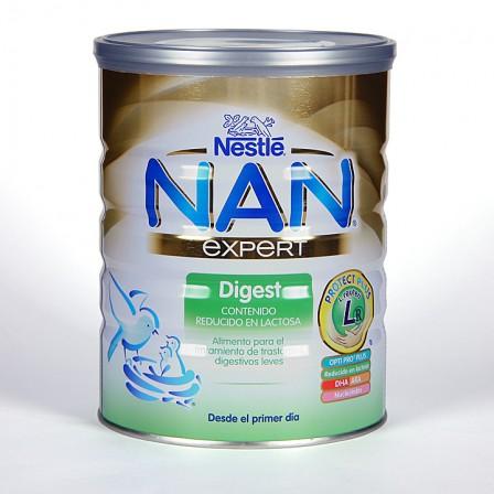 Farmacia Jiménez | Nestle Nan expert Digest 800 g