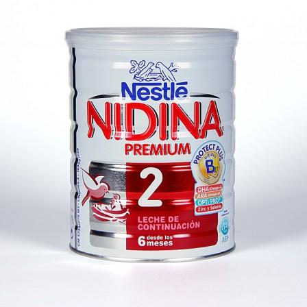 Farmacia Jiménez | Nestle Nidina 2 Premium 800 g