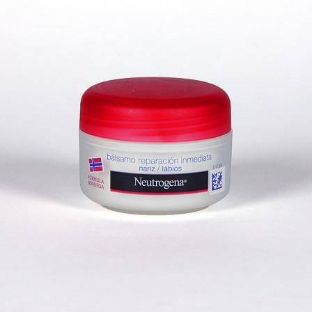 Farmacia Jiménez | Neutrogena Bálsamo Reparación Inmediata nariz y labios 15 ml