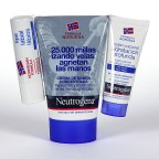 Neutrogena Crema de manos pack labios + loción corporal 15 ml gratis