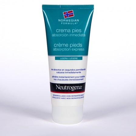 Farmacia Jiménez | Neutrogena Crema de Pies absorción inmediata 100 ml