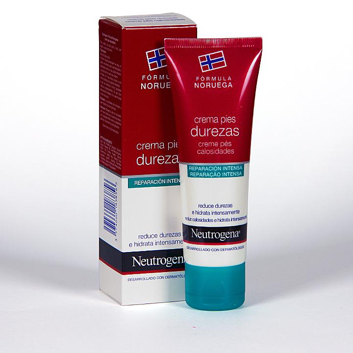 Farmacia Jiménez | Neutrogena Crema de pies para durezas 50ml