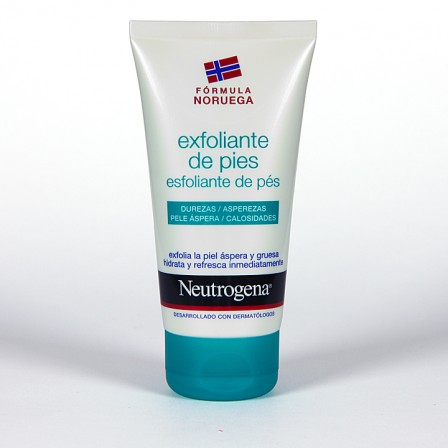 Farmacia Jiménez | Neutrogena Exfoliante de pies 75 ml