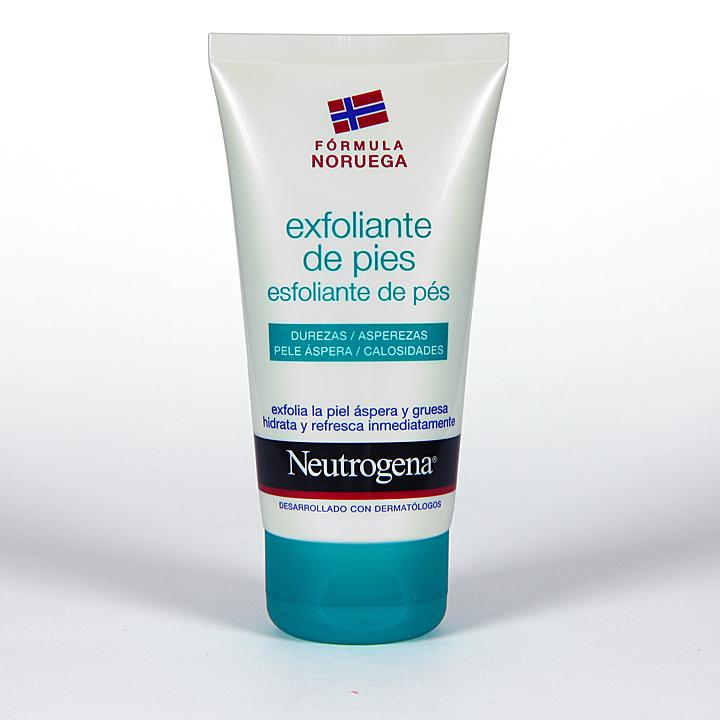 Farmacia Jiménez | Neutrogena Exfoliante de pies 75 ml