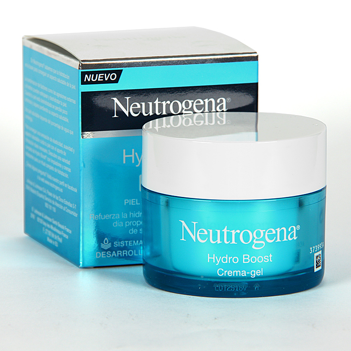 Farmacia Jiménez | Neutrogena Hydro Boost Crema Gel 50 ml