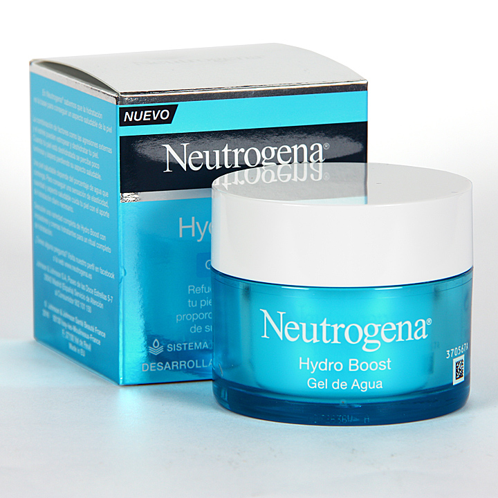 Farmacia Jiménez | Neutrogena Hydro Boost Gel de Agua 50 ml