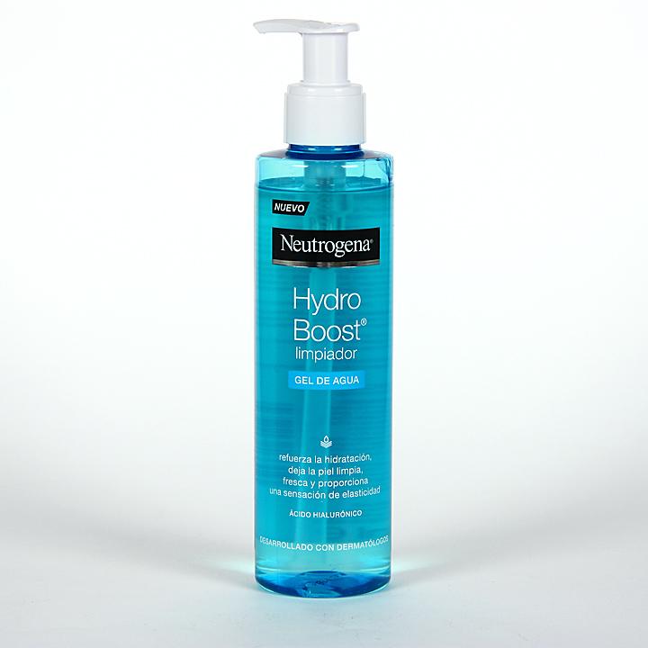 Farmacia Jiménez | Neutrogena Hydro Boost Limpiador Gel en Agua 200 ml