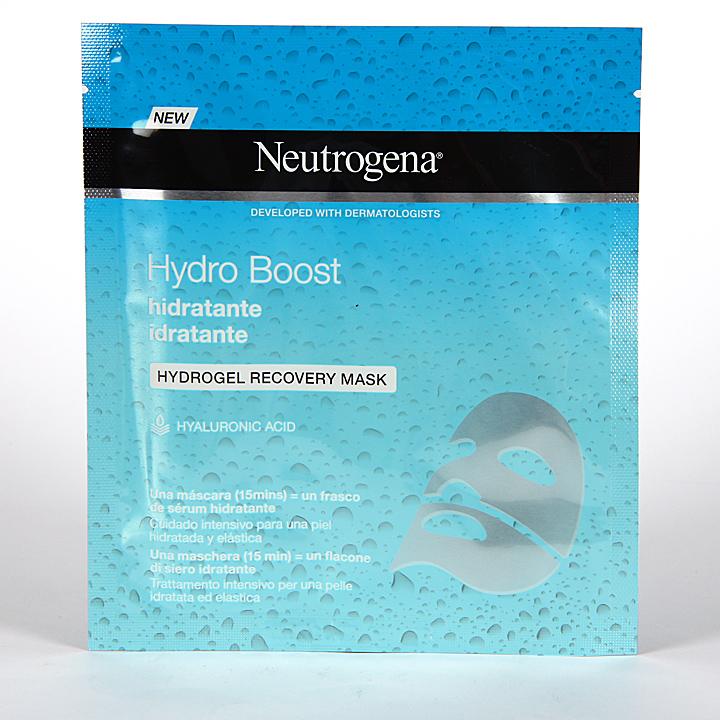 Farmacia Jiménez | Neutrogena Hydro Boost Máscara Facial Hidratante 30 ml