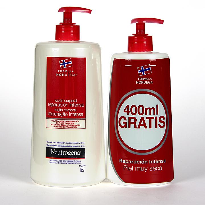 Farmacia Jiménez | Neutrogena Loción Corporal Reparación Intensa 750 + 400 ml  Gratis