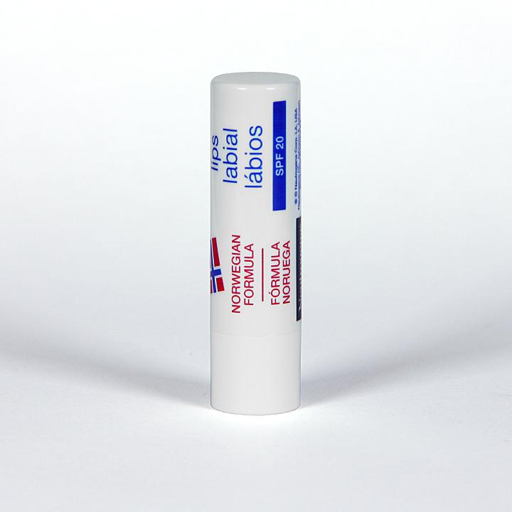 Farmacia Jiménez | Neutrogena Protector labial SPF 20