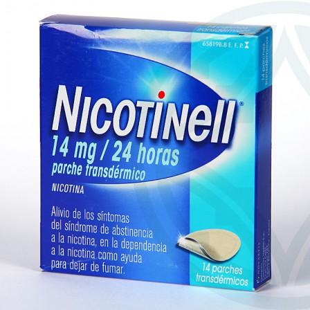 Farmacia Jiménez | Nicotinell 14 mg/24 horas 14 parches