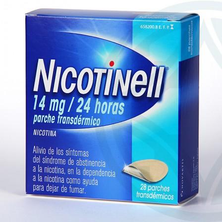 Farmacia Jiménez | Nicotinell 14 mg/24 horas 28 parches