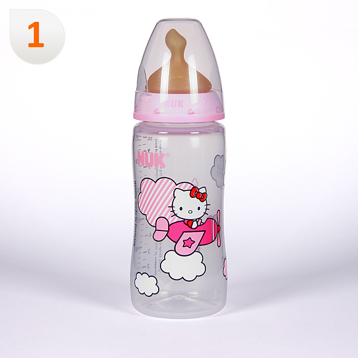 biberon nuk hello kitty