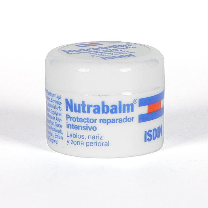 Farmacia Jiménez | Nutrabalm Bálsamo Reparador Nariz y Labios 10 ml