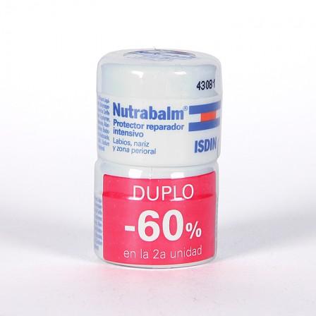 Farmacia Jiménez | Nutrabalm Bálsamo Reparador Nariz y Labios Duplo