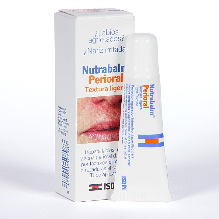 Farmacia Jiménez | Nutrabalm Perioral Fluido Reparador 10 ml