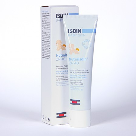 Farmacia Jiménez | Nutraisdin Zn 40 Pomada reparadora 100 ml