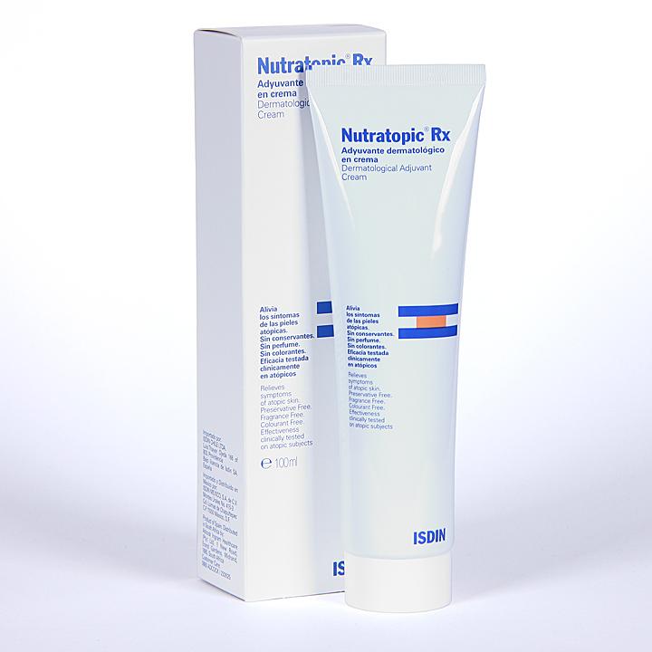 Farmacia Jiménez | Nutratopic Rx Crema 100 ml