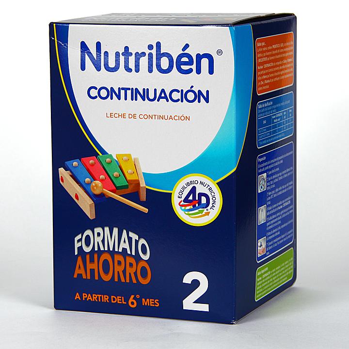 Farmacia Jiménez | Nutribén 2 Continuación 1200 g