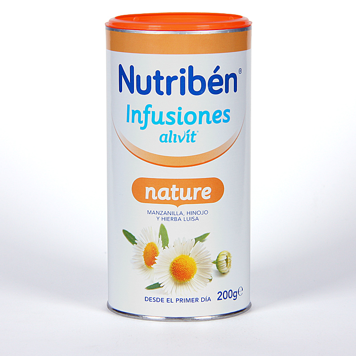 Farmacia Jiménez | Nutriben Alivit Nature Gases 200 g