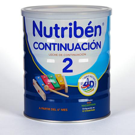 Farmacia Jiménez | Nutribén 2 Continuación 800 g