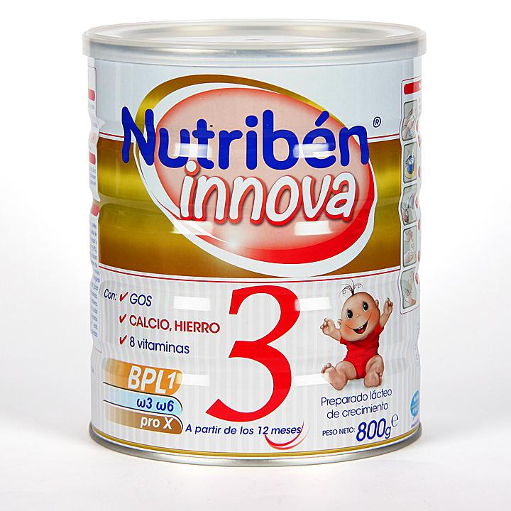Farmacia Jiménez | Nutribén Innova 3 800 g