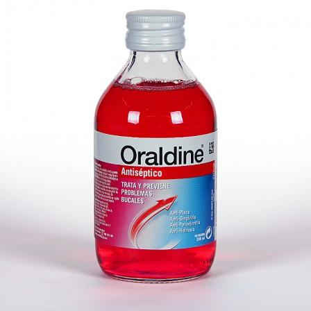 Farmacia Jiménez | Oraldine Colutorio Antiséptico 200 ml