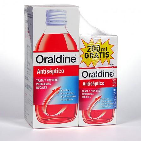 Farmacia Jiménez   Oraldine Colutorio Antiséptico 400 ml