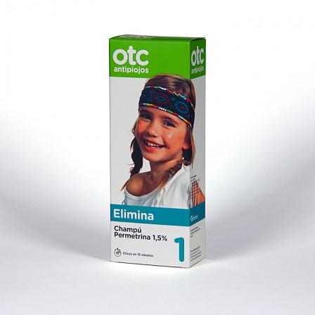 Farmacia Jiménez | OTC Champú Permetrina 1,5% 125ml