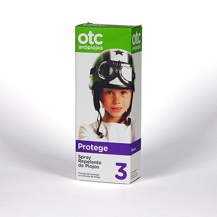 Farmacia Jiménez | OTC Spray Repelente de piojos 125ml