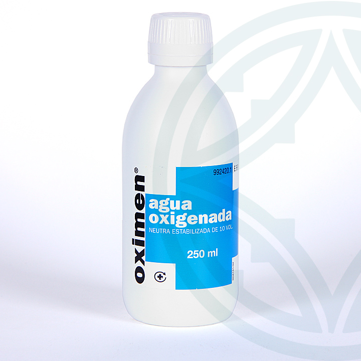 Farmacia Jiménez | Oximen 10 volúmenes solución tópica 250 ml