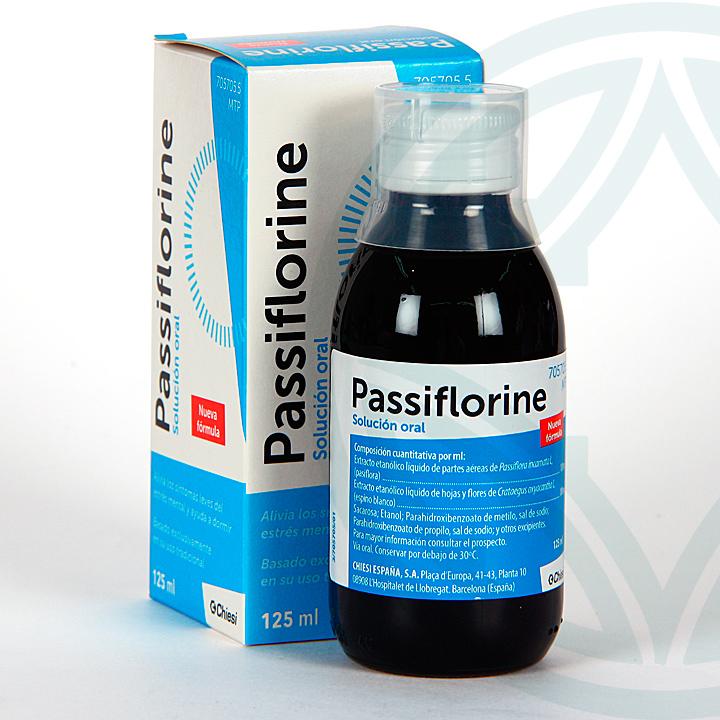 Farmacia Jiménez | Passiflorine solución oral 125 ml