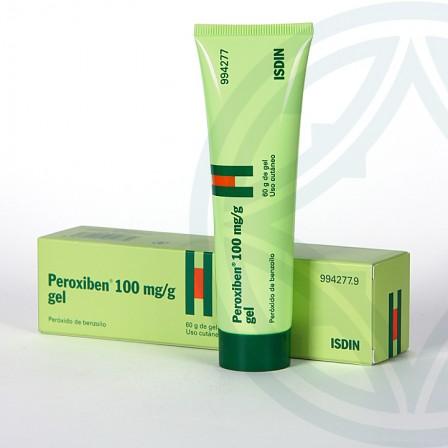 Farmacia Jiménez | Peroxiben 100 mg/g gel tópico 60 g