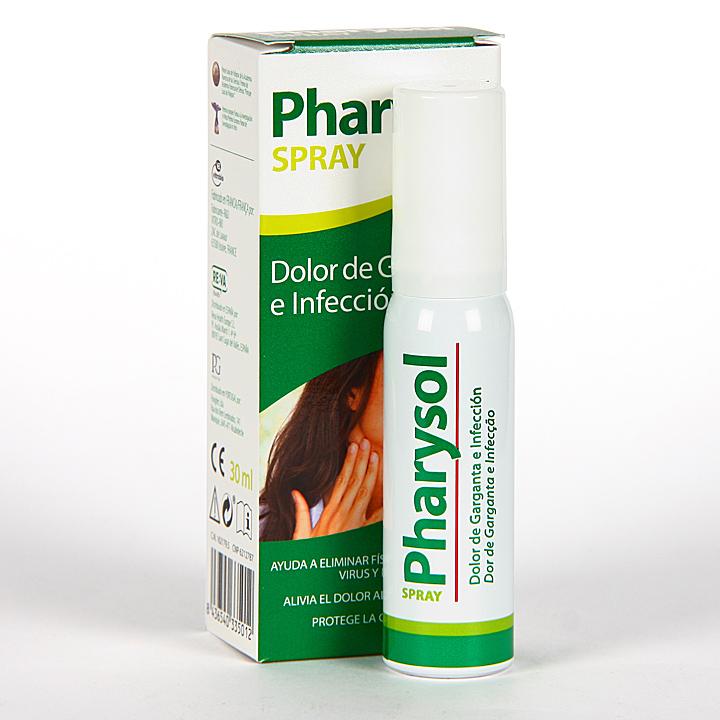 Farmacia Jiménez | Pharysol Spray Garganta 30 ml