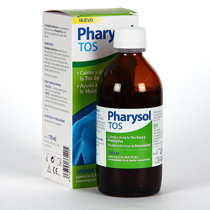 Farmacia Jiménez | Pharysol Tos Jarabe 170 ml