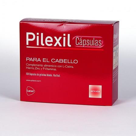 Farmacia Jiménez | Pilexil Cápsulas anticaída 150 cápsulas