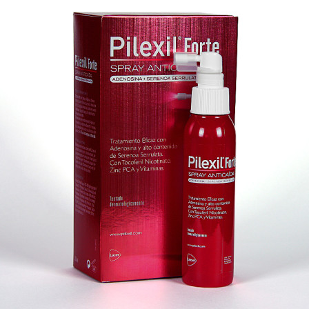 Farmacia Jiménez | Pilexil Forte Spray Anticaída 120 ml
