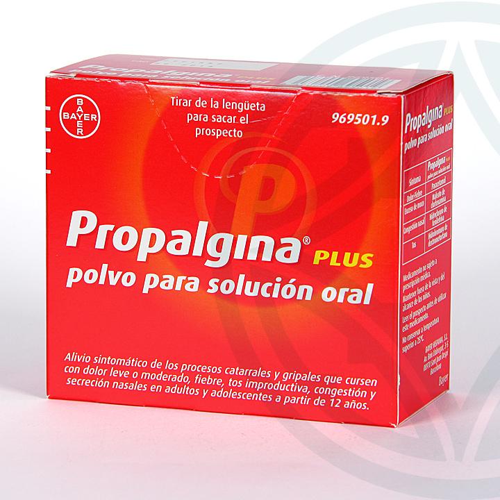 Farmacia Jiménez | Propalgina Plus 10 sobres