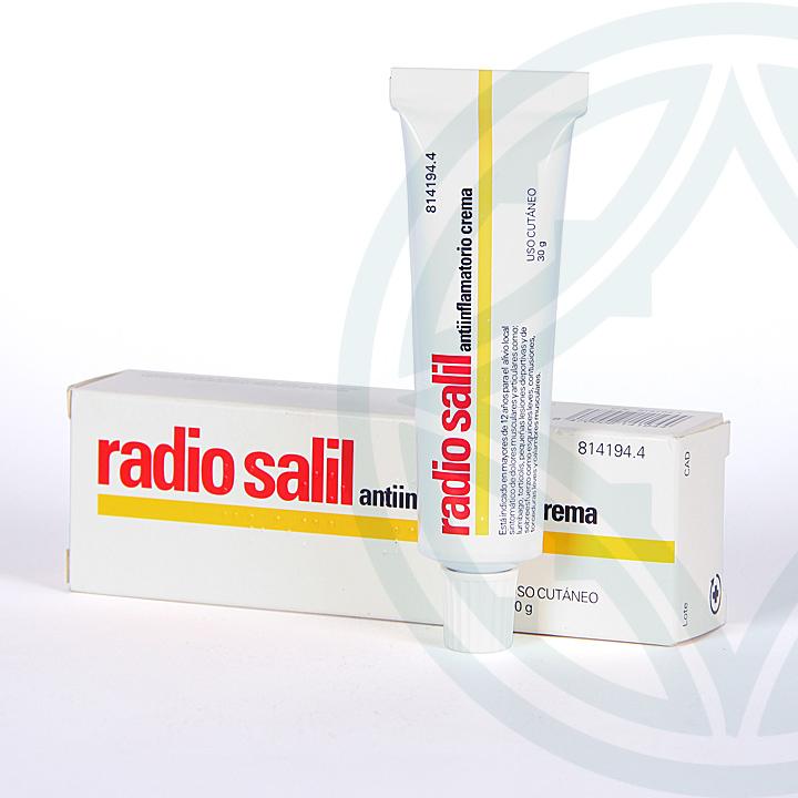 Farmacia Jiménez | Radio Salil crema 30 g