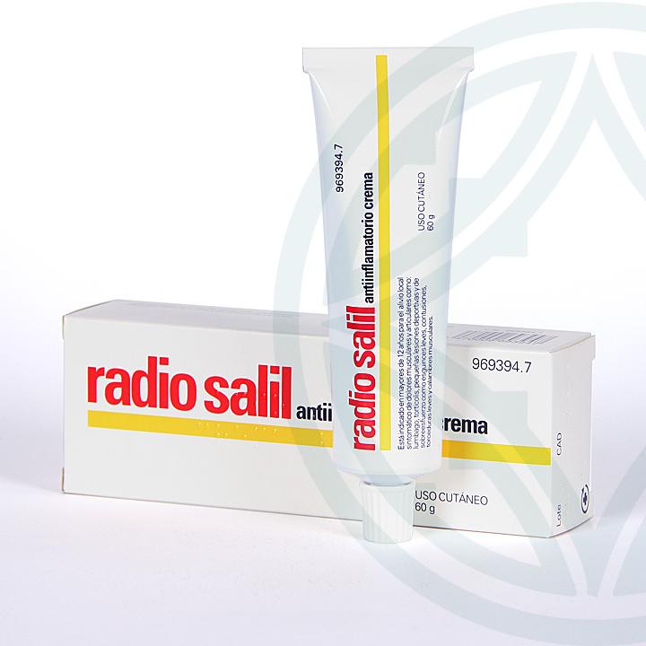 Farmacia Jiménez | Radio Salil crema 60 g