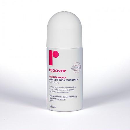 Farmacia Jiménez | Repavar Regeneradora Spray de aceite de rosa mosqueta 150 ml