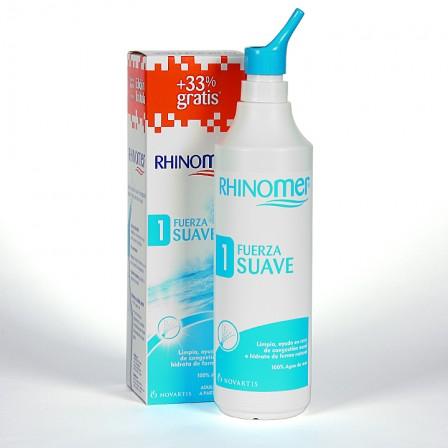 Farmacia Jiménez | Rhinomer Fuerza 1 suave + 33 % gratis