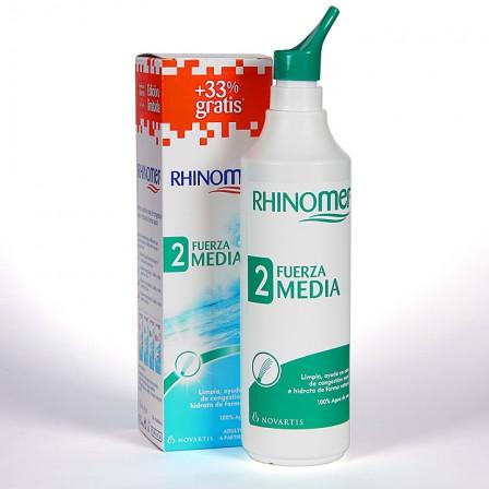 Farmacia Jiménez | Rhinomer Fuerza 2 media + 33 % gratis