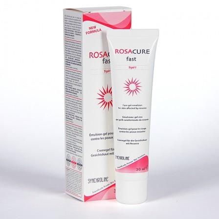 Farmacia Jiménez | Rosacure Fast Emulsión Gel 30 ml