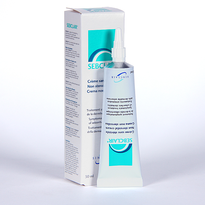 Farmacia Jiménez | Sebclair Sinclair crema Dermatitis Seborreica 30 ml